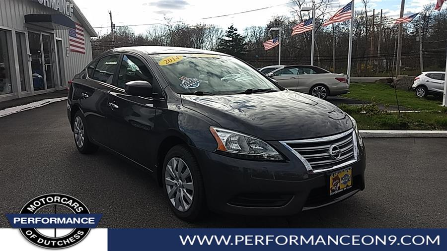 Used 2014 Nissan Sentra in Wappingers Falls, New York | Performance Motorcars Inc. Wappingers Falls, New York