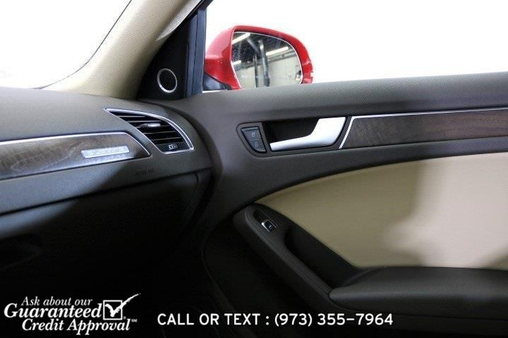 Used Audi A4 2.0T Premium Plus 2013   City Motor Group Inc.. Haskell, New Jersey