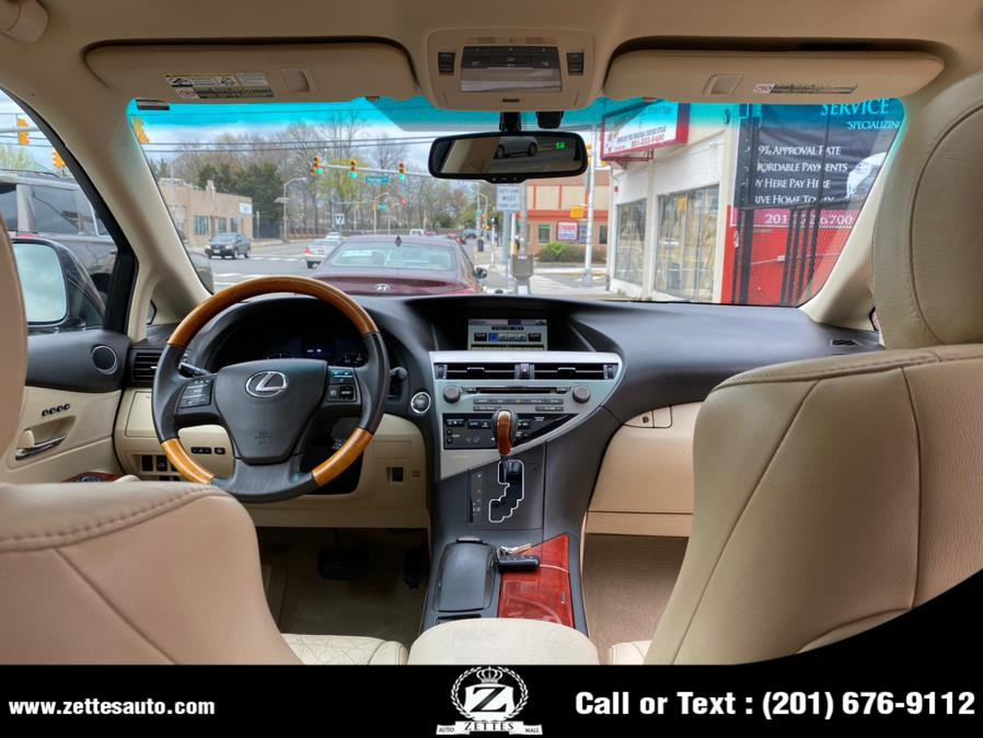 Used Lexus RX 350 AWD 4dr 2010 | Zettes Auto Mall. Jersey City, New Jersey