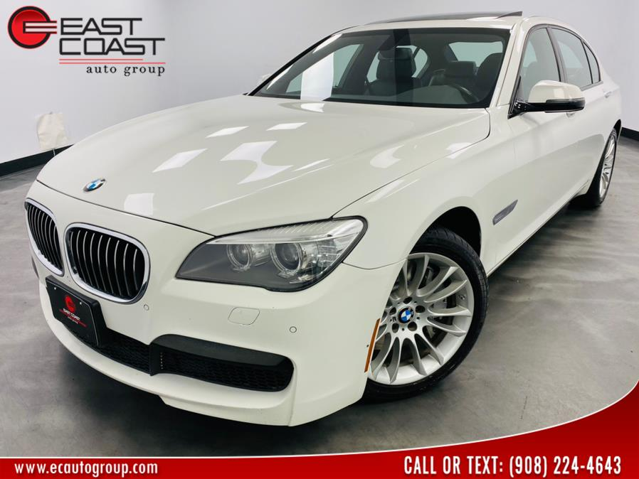 Used BMW 7 Series 4dr Sdn 750Li xDrive AWD 2013 | East Coast Auto Group. Linden, New Jersey