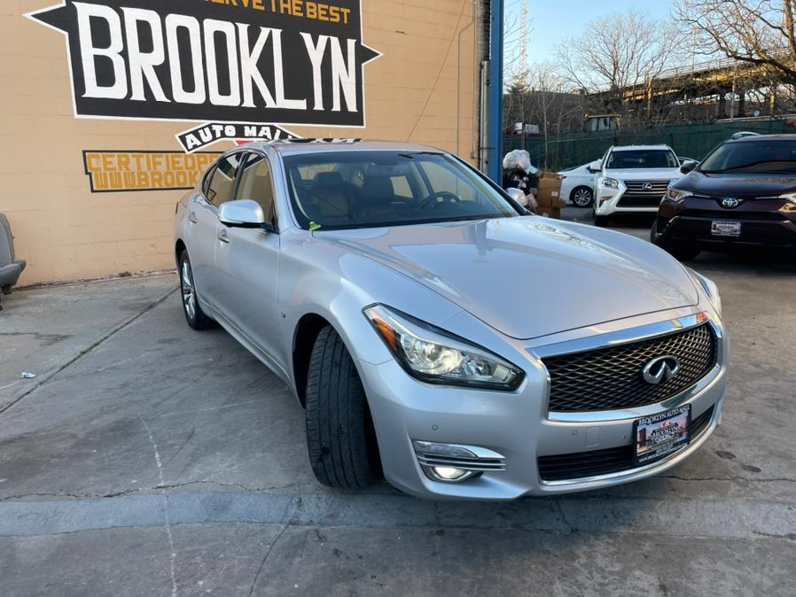 Used INFINITI Q70 3.7 LUXE AWD 2019 | Brooklyn Auto Mall LLC. Brooklyn, New York