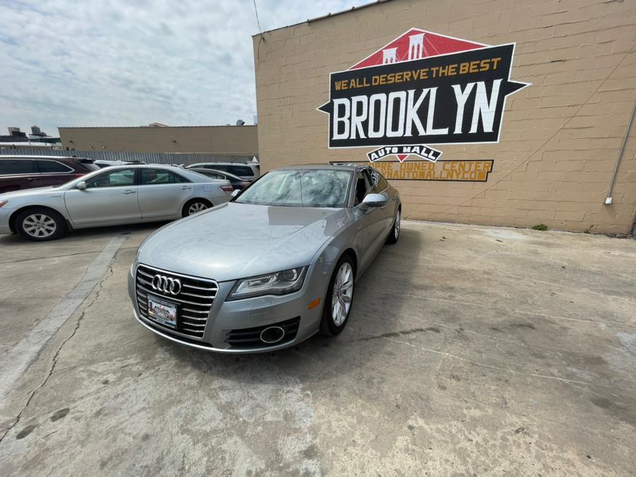 Used Audi A7 4dr HB quattro 3.0 Premium Plus 2014   Brooklyn Auto Mall LLC. Brooklyn, New York