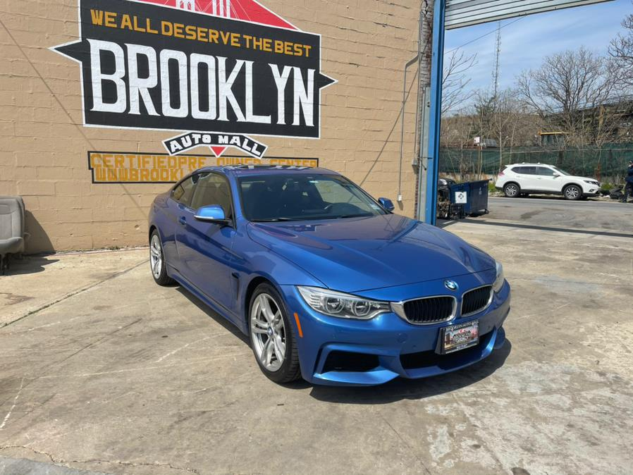 Used BMW 4 Series 2dr Cpe 428i RWD 2014 | Brooklyn Auto Mall LLC. Brooklyn, New York