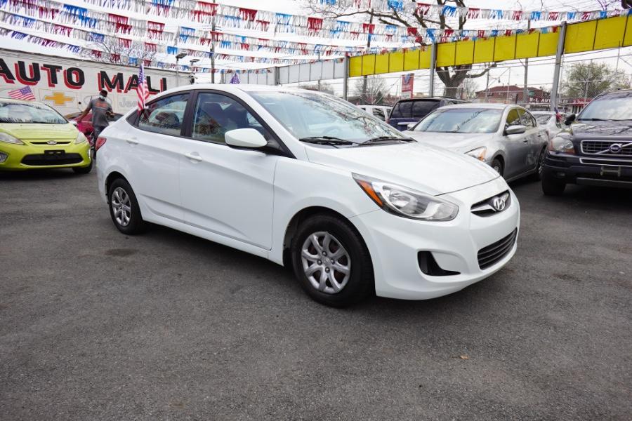 Used 2014 Hyundai Accent in Bronx, New York | Advanced Auto Mall. Bronx, New York