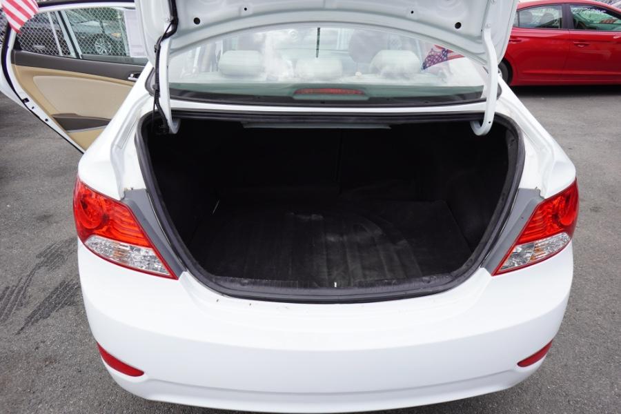 Used Hyundai Accent 4dr Sdn Auto GLS 2014   Advanced Auto Mall. Bronx, New York