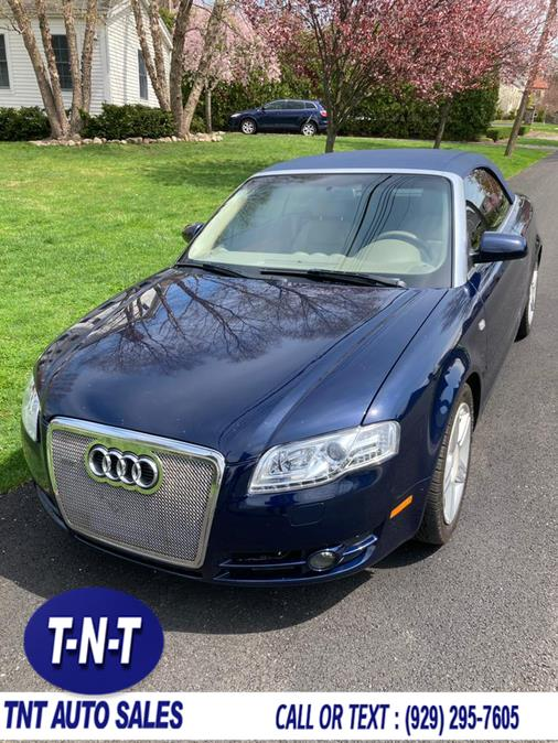 Used 2007 Audi A4 in Bronx, New York | TNT Auto Sales USA inc. Bronx, New York