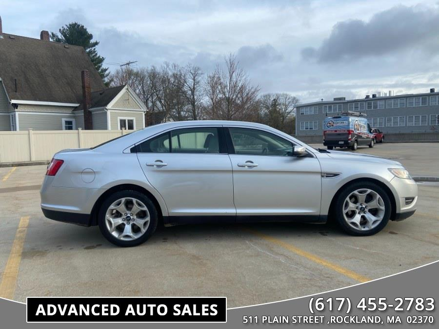 Used Ford Taurus 4dr Sdn SEL FWD 2011 | Advanced Auto Sales. Rockland, Massachusetts