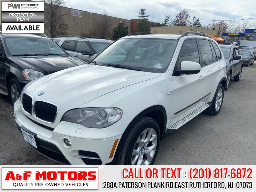 Used BMW X5 AWD 4dr 35i Premium 2012 | A&F Motors LLC. East Rutherford, New Jersey
