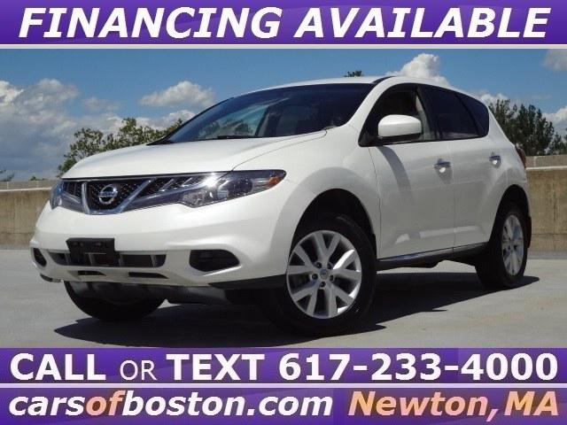 Used 2014 Nissan Murano in Newton, Massachusetts | Cars of Boston. Newton, Massachusetts