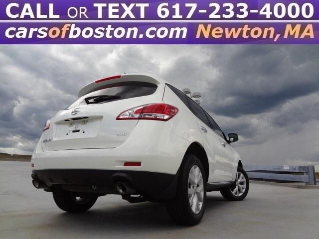 Used Nissan Murano AWD 4dr SV 2014 | Cars of Boston. Newton, Massachusetts