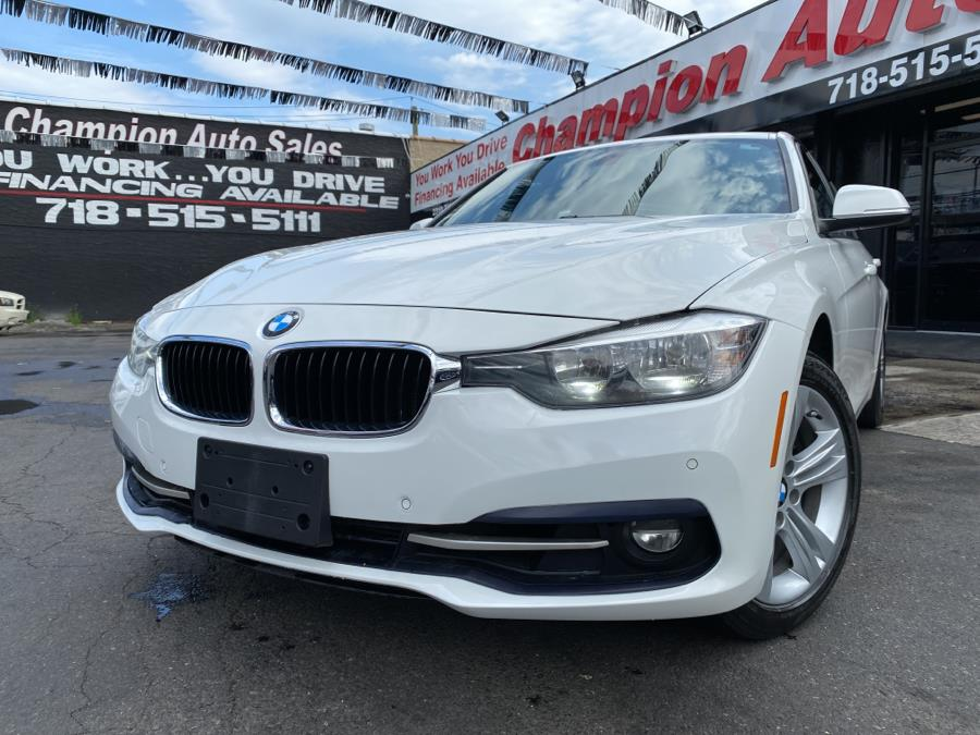 Used 2016 BMW 3 Series in Bronx, New York | Champion Auto Sales Of The Bronx. Bronx, New York