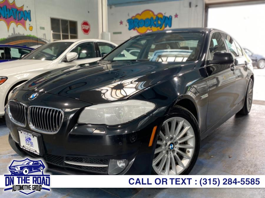 Used BMW 5 Series 4dr Sdn 535i xDrive AWD 2013   On The Road Automotive Group Inc. Bronx, New York