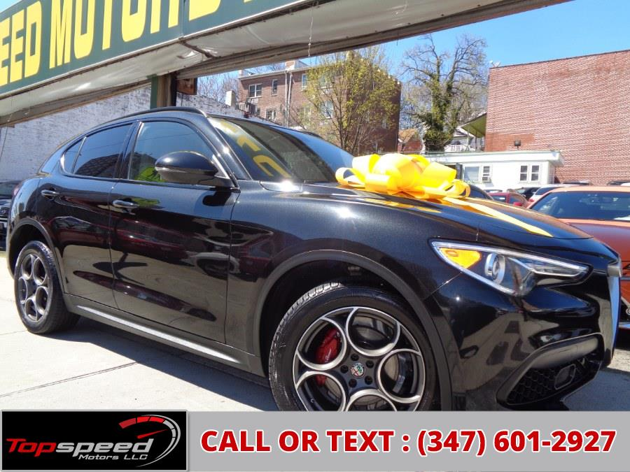 Used 2018 Alfa Romeo Stelvio in Jamaica, New York | Top Speed Motors LLC. Jamaica, New York