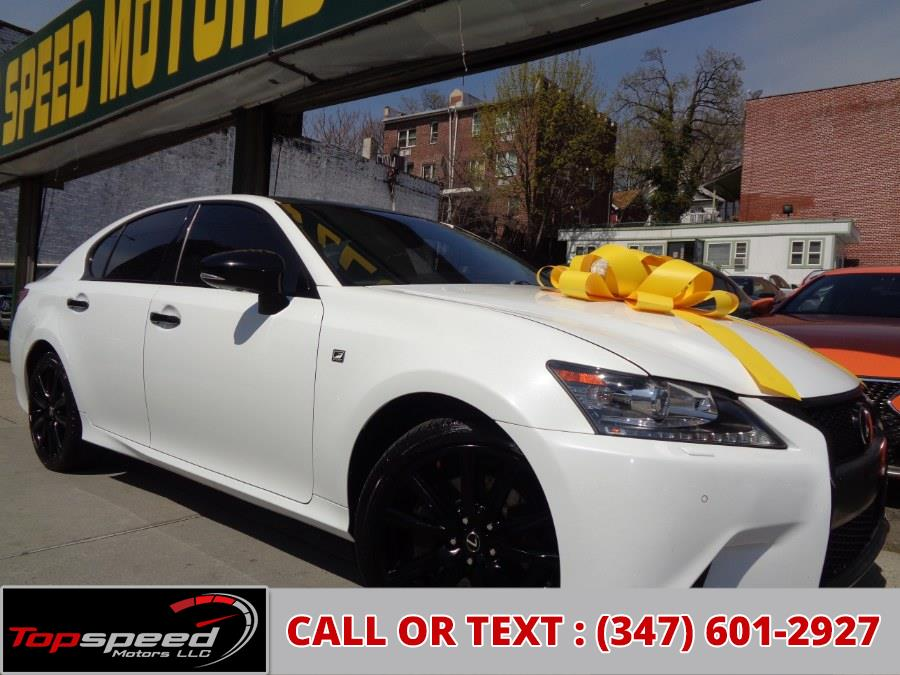 Used Lexus GS350 AWD Crafted Line 2015 | Top Speed Motors LLC. Jamaica, New York