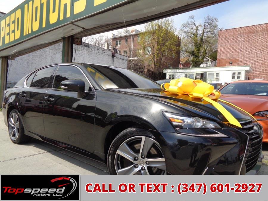 Used Lexus GS350 AWD 2016 | Top Speed Motors LLC. Jamaica, New York