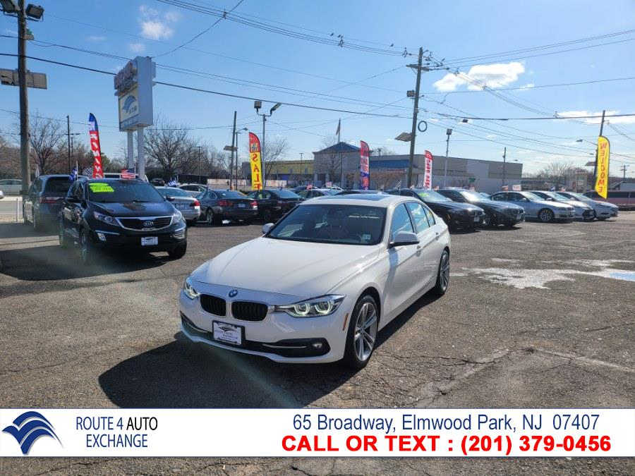 Used BMW 3 Series 330i xDrive Sedan South Africa 2017 | Route 4 Auto Exchange. Elmwood Park, New Jersey