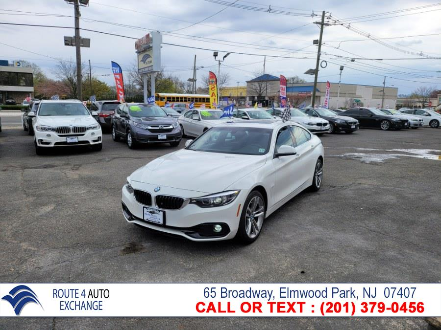 Used BMW 4 Series 430i xDrive Gran Coupe 2018   Route 4 Auto Exchange. Elmwood Park, New Jersey