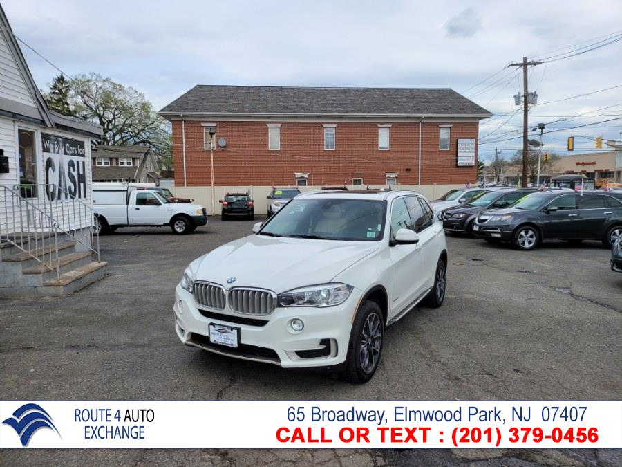 Used BMW X5 xDrive35i Sports Activity Vehicle 2018   Route 4 Auto Exchange. Elmwood Park, New Jersey