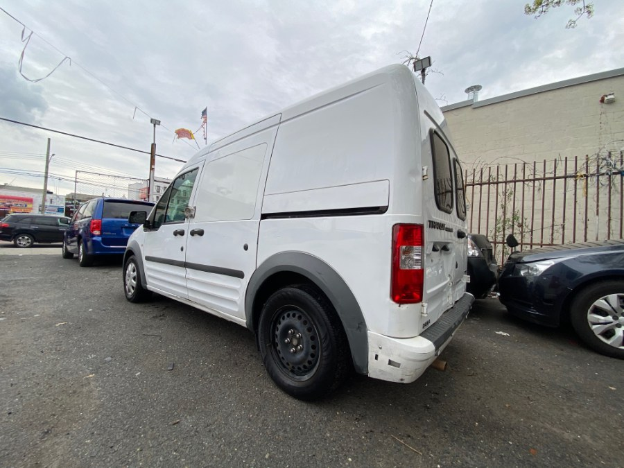 """Used Ford Transit Connect 114.6"""" XL w/o side or rear door glass 2012 