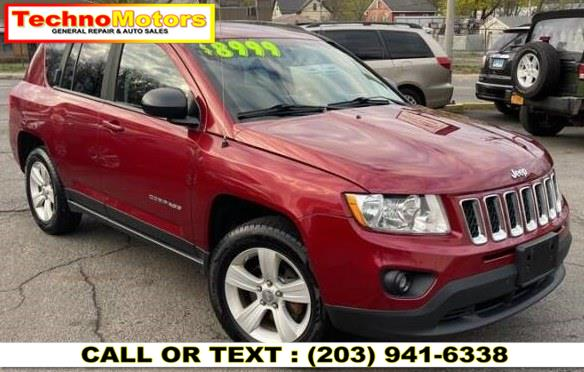 Used Jeep Compass 4WD 4dr Sport 2012 | Techno Motors . Danbury , Connecticut