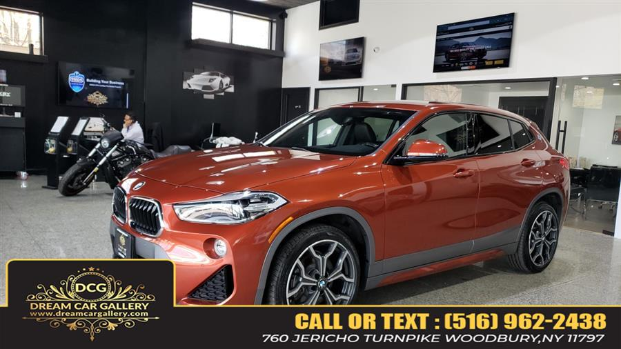 Used BMW X2 xDrive28i Sports Activity Vehicle 2018 | Dream Car Gallery. Woodbury, New York