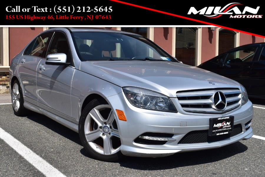 Used Mercedes-Benz C-Class 4dr Sdn C300 Sport 4MATIC 2011 | Milan Motors. Little Ferry , New Jersey