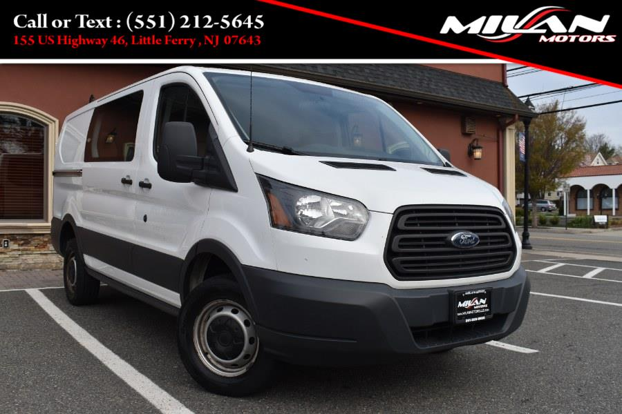 "Used Ford Transit Cargo Van T-250 130"" Low Rf 9000 GVWR Sliding RH Dr 2015 | Milan Motors. Little Ferry , New Jersey"