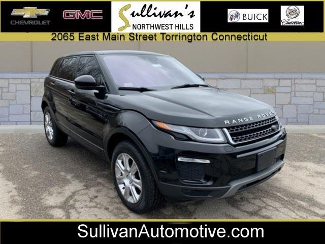 Used 2017 Land Rover Range Rover Evoque in Avon, Connecticut | Sullivan Automotive Group. Avon, Connecticut