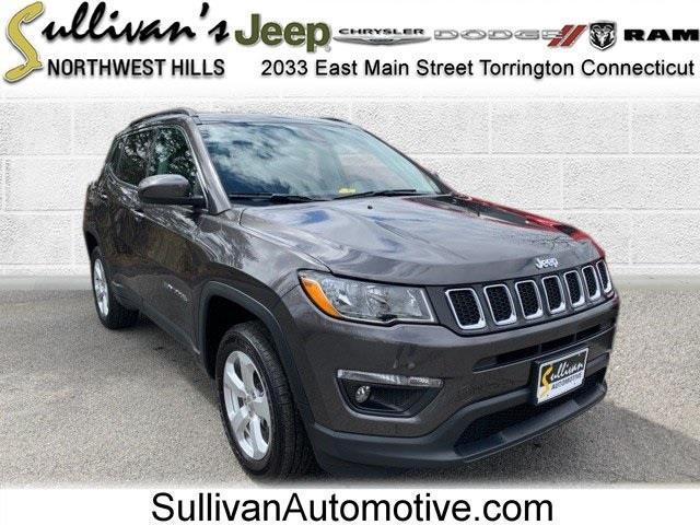 Used 2018 Jeep Compass in Avon, Connecticut | Sullivan Automotive Group. Avon, Connecticut