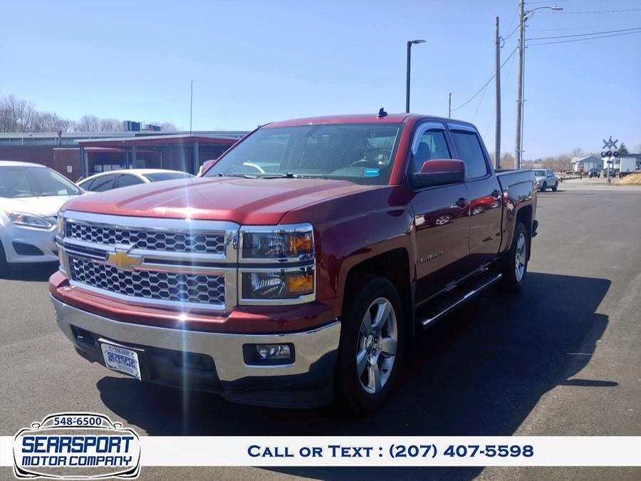 Used 2014 Chevrolet Silverado 1500 in Searsport, Maine | Searsport Motor Company. Searsport, Maine