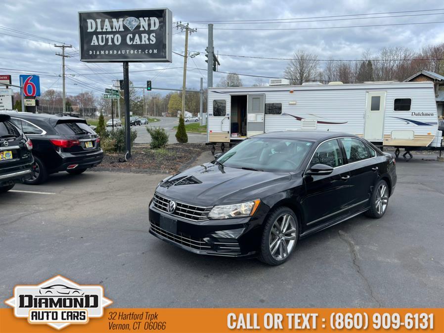 Used 2016 Volkswagen Passat in Vernon, Connecticut | Diamond Auto Cars LLC. Vernon, Connecticut
