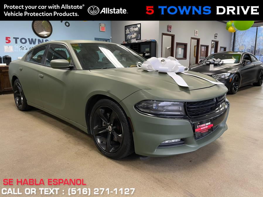 Used Dodge Charger R/T RWD 2017 | 5 Towns Drive. Inwood, New York