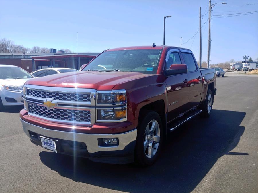 "Used Chevrolet Silverado 1500 4WD Crew Cab 153.0"" LT w/2LT 2014   Rockland Motor Company. Rockland, Maine"