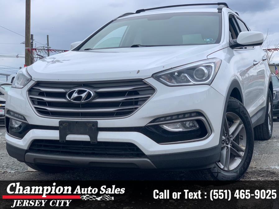 Used 2017 Hyundai Santa Fe Sport in Jersey City, New Jersey | Champion Auto Sales. Jersey City, New Jersey