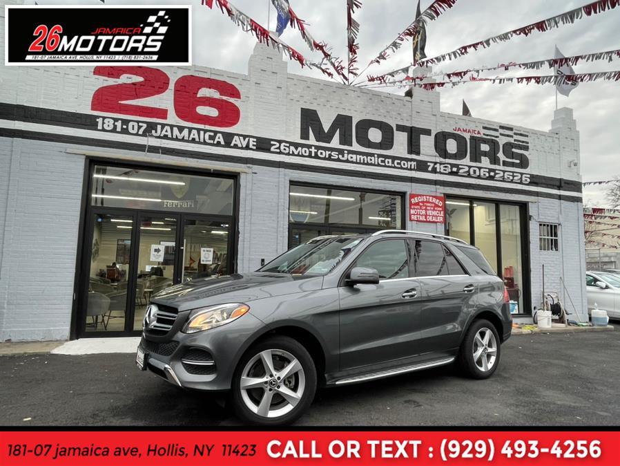 Used 2017 Mercedes-Benz GLE in Hollis, New York | Jamaica 26 Motors. Hollis, New York