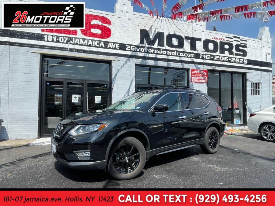 Used 2018 Nissan Rogue SV Midnight Edition in Hollis, New York | Jamaica 26 Motors. Hollis, New York