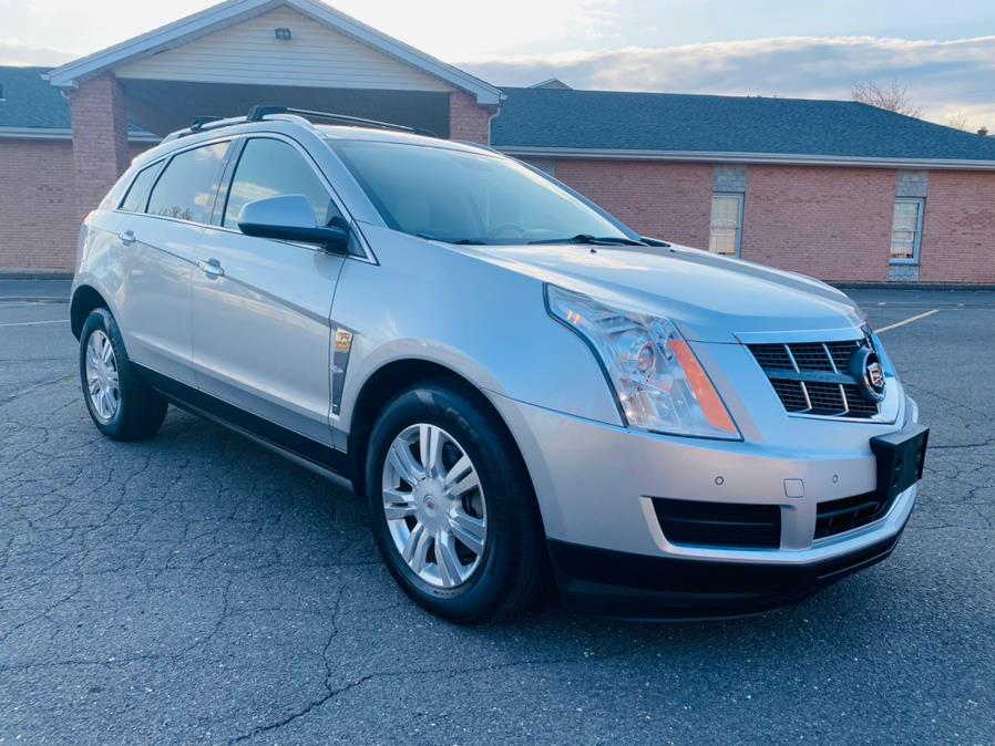 Used Cadillac SRX AWD 4dr Luxury Collection 2011 | Supreme Automotive. New Britain, Connecticut