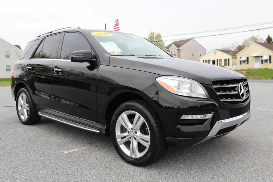 Used Mercedes-Benz M-Class 4MATIC 4dr ML350 2015 | Morsi Automotive Corp. New Castle, Delaware