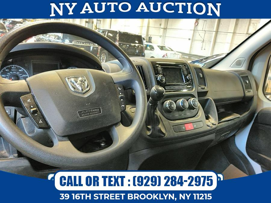 """Used Ram ProMaster Cargo Van 2500 High Roof 159"""" WB 2014 