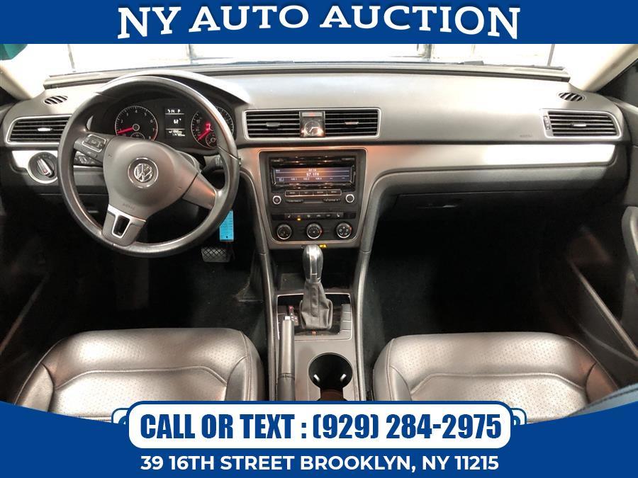 Used Volkswagen Passat 4dr Sdn 1.8T Auto Wolfsburg Ed PZEV *Ltd Avail* 2015 | NY Auto Auction. Brooklyn, New York