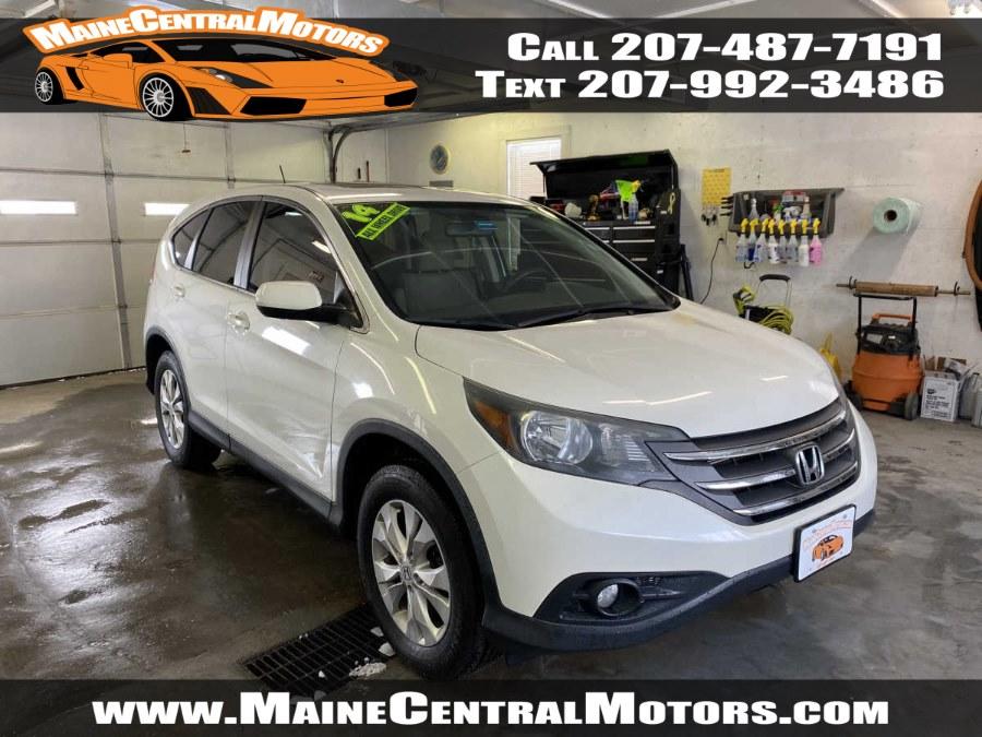 Used Honda CR-V AWD 5dr EX 2014 | Maine Central Motors. Pittsfield, Maine