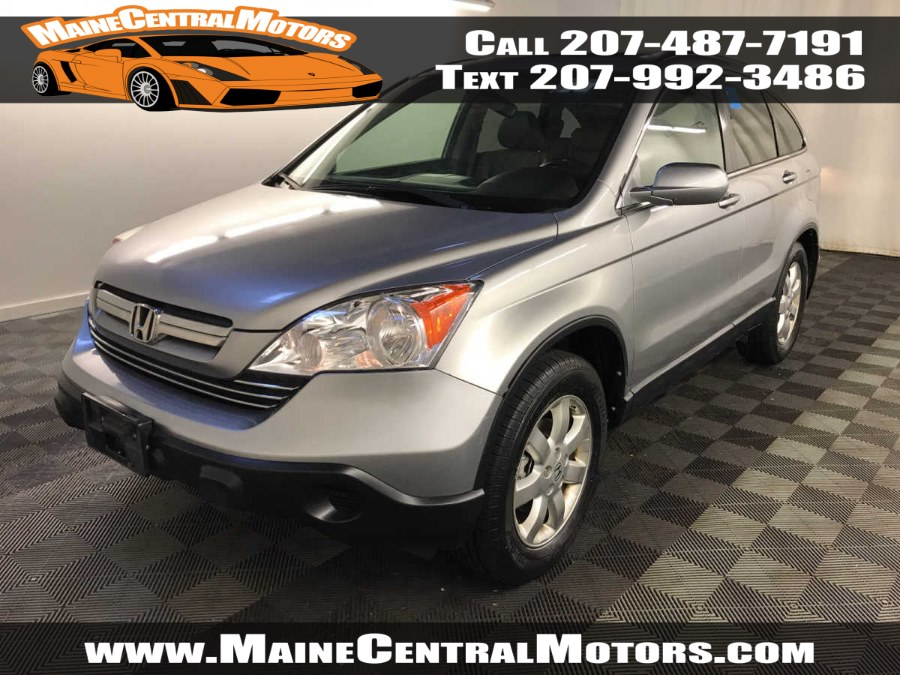 Used Honda CR-V 4WD 5dr EX-L 2007 | Maine Central Motors. Pittsfield, Maine