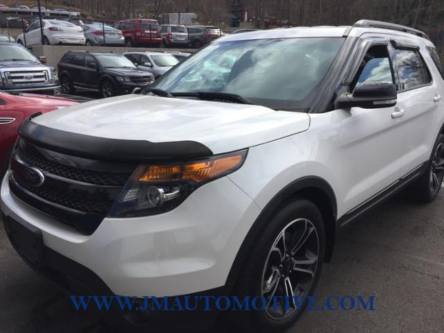 Used 2015 Ford Explorer in Naugatuck, Connecticut | J&M Automotive Sls&Svc LLC. Naugatuck, Connecticut