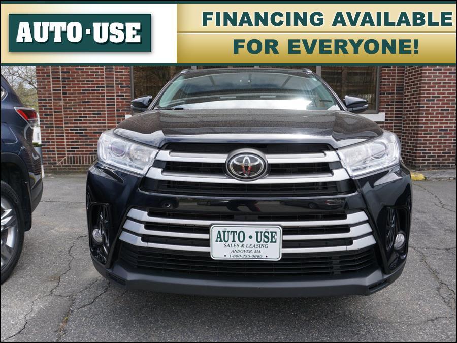 Used Toyota Highlander XLE 2019 | Autouse. Andover, Massachusetts