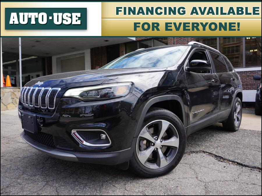 Used 2019 Jeep Cherokee in Andover, Massachusetts | Autouse. Andover, Massachusetts