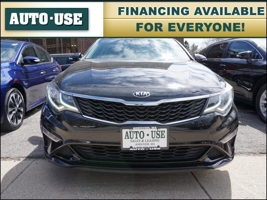 Used Kia Optima LX 2020 | Autouse. Andover, Massachusetts