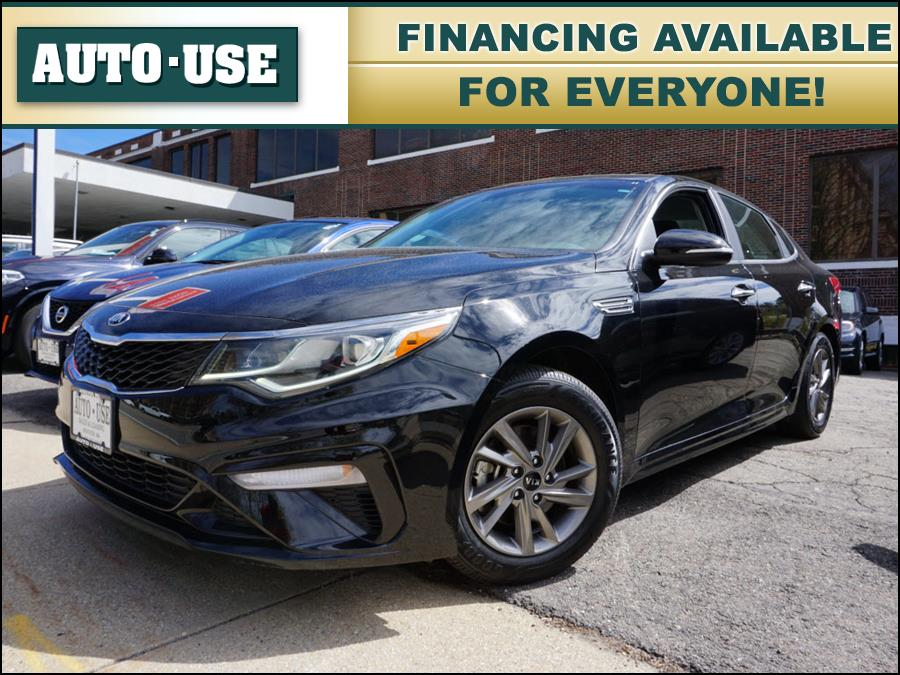 Used 2020 Kia Optima in Andover, Massachusetts | Autouse. Andover, Massachusetts