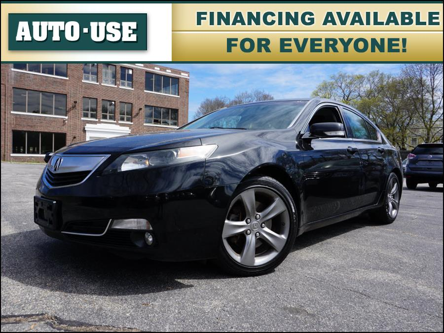 Used 2014 Acura Tl in Andover, Massachusetts | Autouse. Andover, Massachusetts