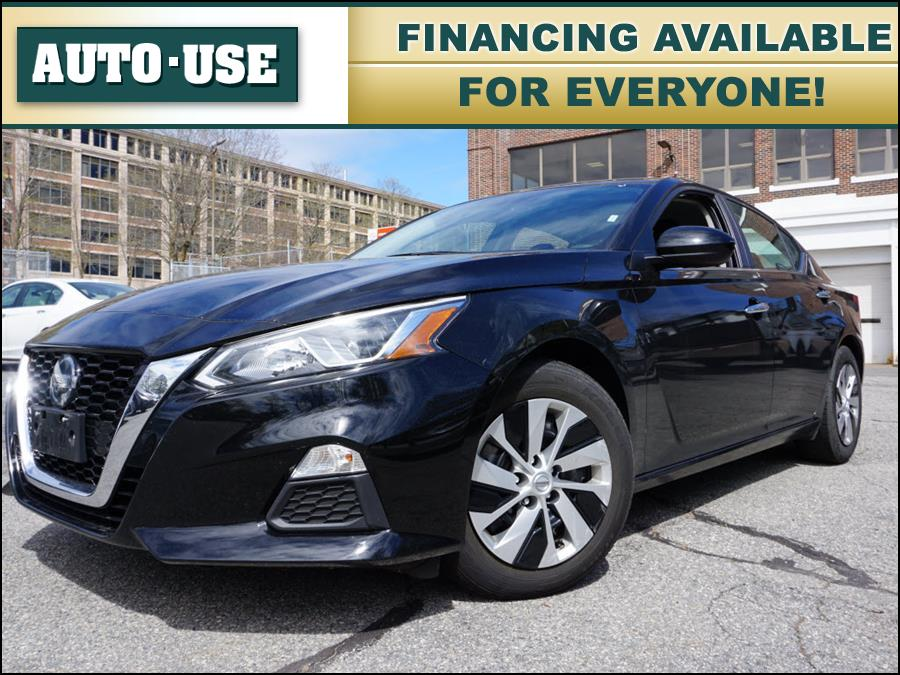Used 2019 Nissan Altima in Andover, Massachusetts | Autouse. Andover, Massachusetts