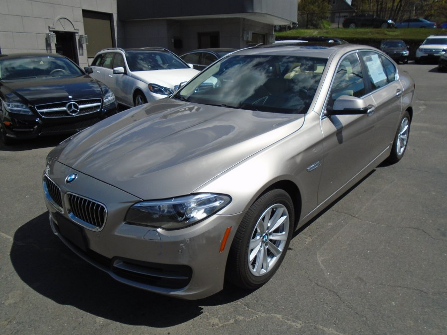 Used 2014 BMW 5 Series in Waterbury, Connecticut | Jim Juliani Motors. Waterbury, Connecticut